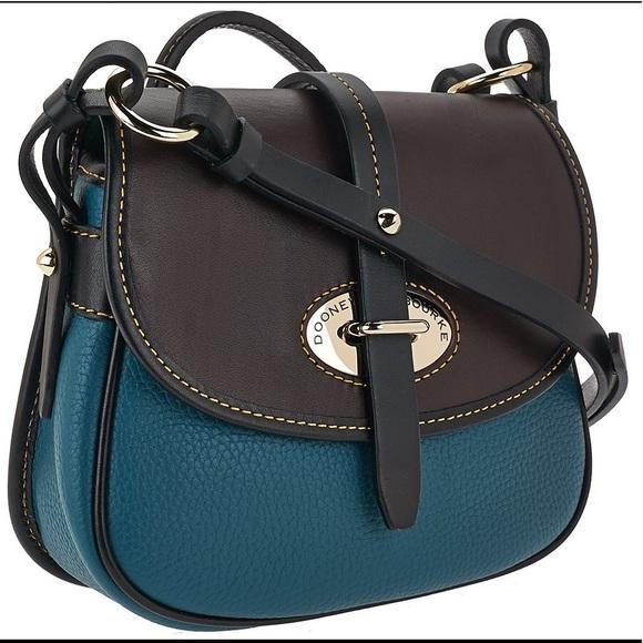 Dooney Bourke Bags Dooney Bourke Verona Leather Cristina
